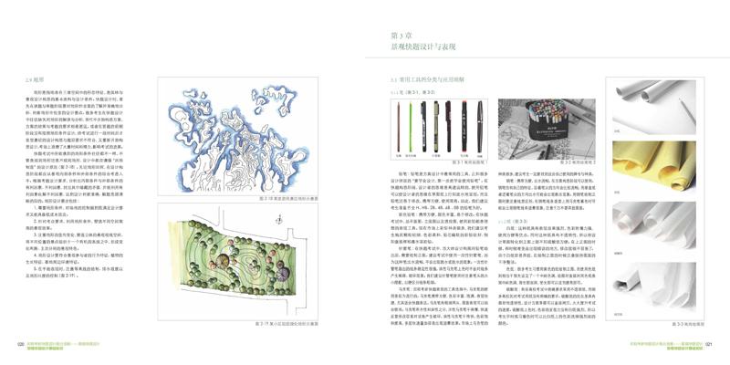 全网首发 出版社直营 名校考研快题设计高分攻略——景观快题设计