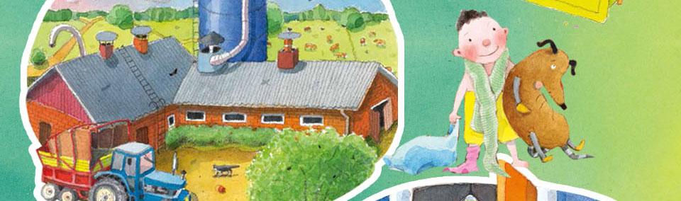 汤米成长记(全15册) 0-1-2-3岁 宝宝幼儿情绪绘本故事书图画书 幼儿