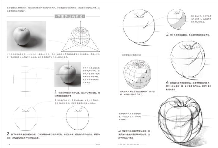 水壶设计素描结构图